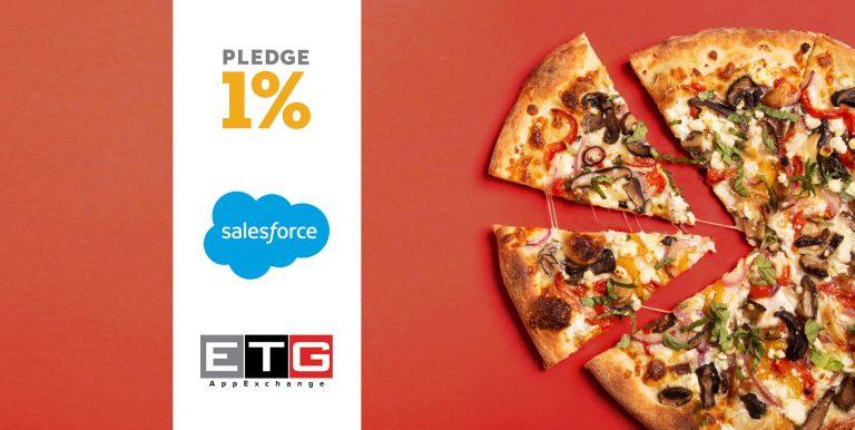 ETG joins the Pledge 1% Philanthropy Movement