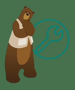 SF bear