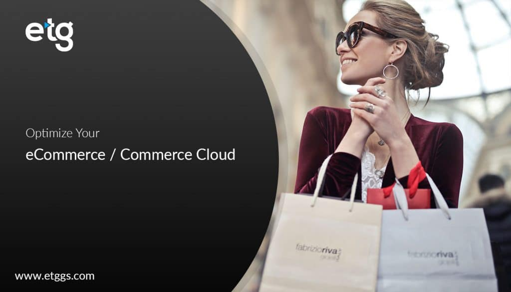 eCommerce commerce cloud ETG