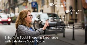 How Salesforce Social Studio can boost Social Commerce