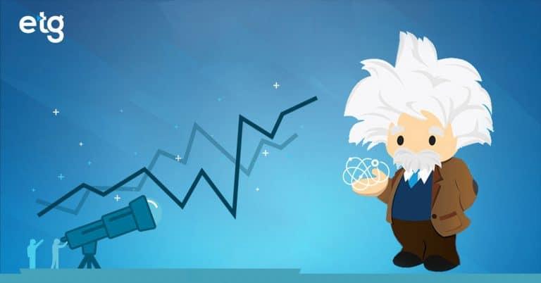 Leverage Sales Forecasting with Salesforce Einstein AI